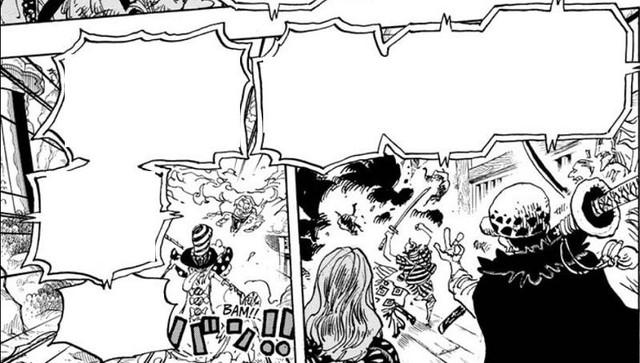 4 trận đánh lớn mà Marco đã tham gia trong One Piece, đối thủ toàn cỡ Vua hải tặc với Tứ Hoàng - Ảnh 4.