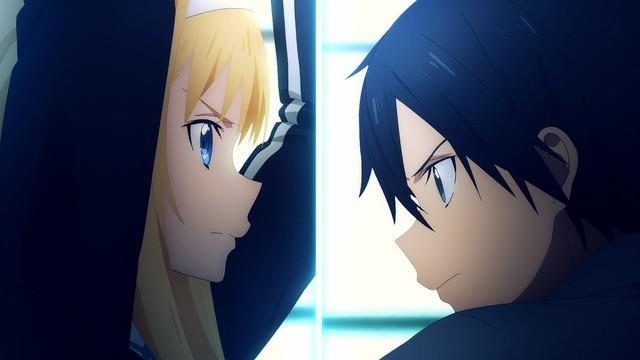 Những hình ảnh đầu tiên của Sword Art Online Alicization tập cuối, bộ ba Kirito, Alice và Asuna cùng trở về Underworld - Ảnh 4.