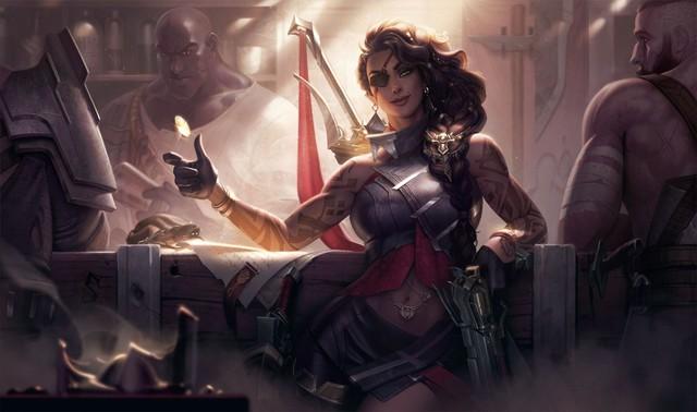 Riot hé lộ tính năng siêu độc của tướng mới Samira - Hạ gục đối thủ rồi tặng cho 1 vàng bố thí - Ảnh 2.