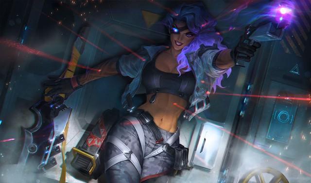 Riot hé lộ tính năng siêu độc của tướng mới Samira - Hạ gục đối thủ rồi tặng cho 1 vàng bố thí - Ảnh 1.