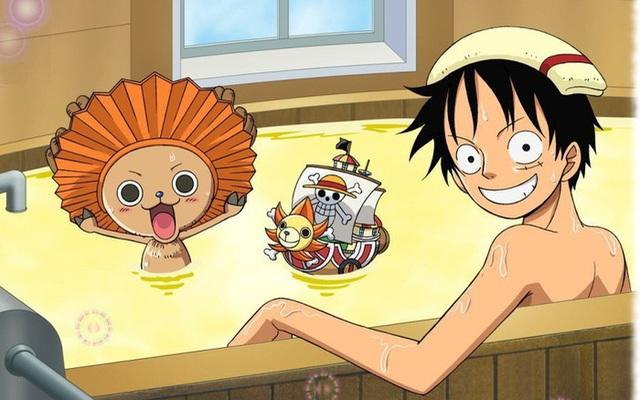 One Piece: Đố bạn biết các thành viên băng Mũ Rơm bao lâu mới tắm một lần? - Ảnh 2.