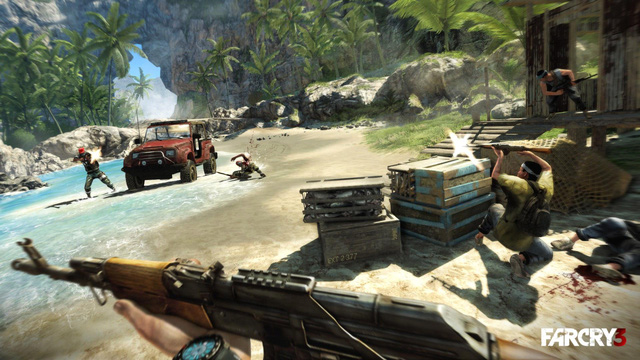 Ubisoft đang phát tặng miễn phí 100% bom tấn Far Cry 3 - Ảnh 2.
