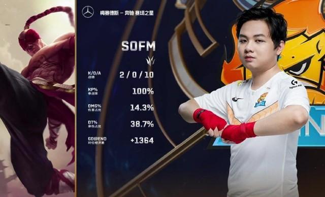 LMHT: Lắng nghe SofM giải thích nghịch lý 'xanh lên tank – feed lên dame' với Lee Sin - Ảnh 2.