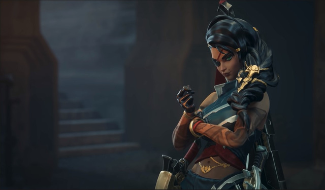 Riot hé lộ tính năng siêu độc của tướng mới Samira - Hạ gục đối thủ rồi tặng cho 1 vàng bố thí - Ảnh 5.