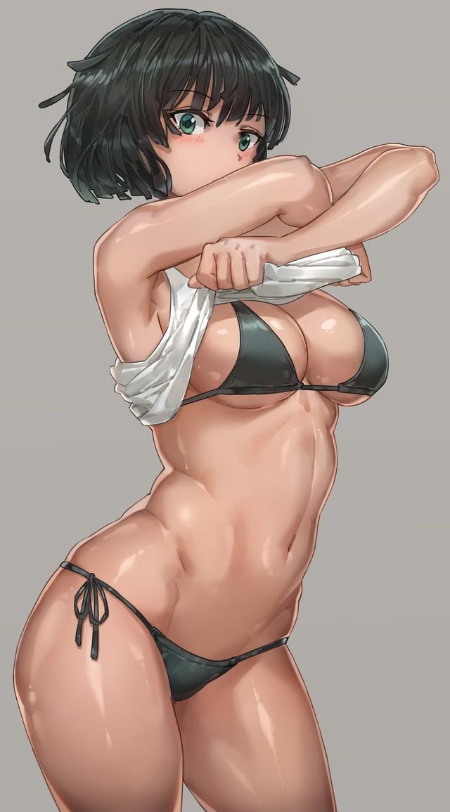 Chiêm ngưỡng những hình ảnh cực phẩm về vòng 1 của Fubuki - nàng siêu năng lực gia nóng bỏng nhất One Punch Man - Ảnh 5.