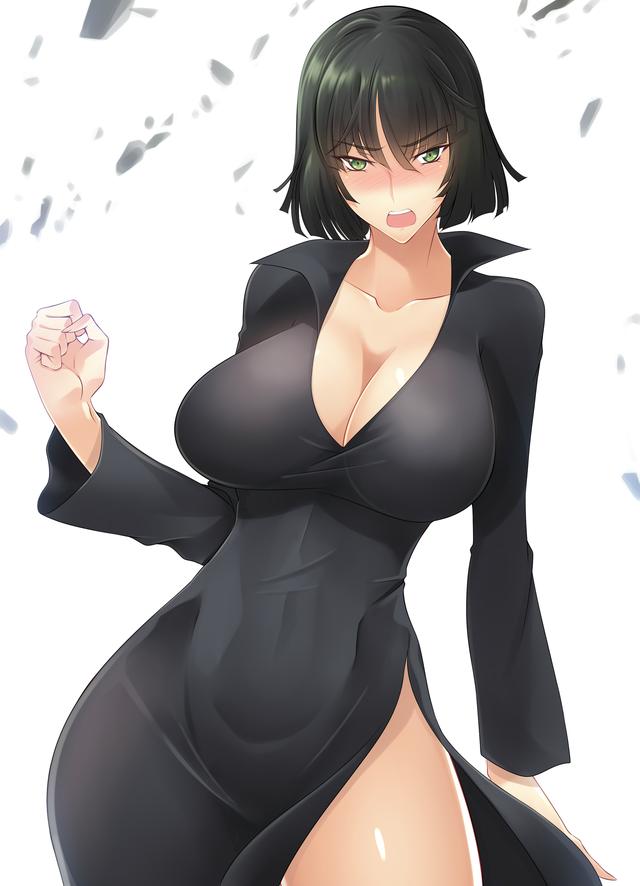 Chiêm ngưỡng những hình ảnh cực phẩm về vòng 1 của Fubuki - nàng siêu năng lực gia nóng bỏng nhất One Punch Man - Ảnh 8.