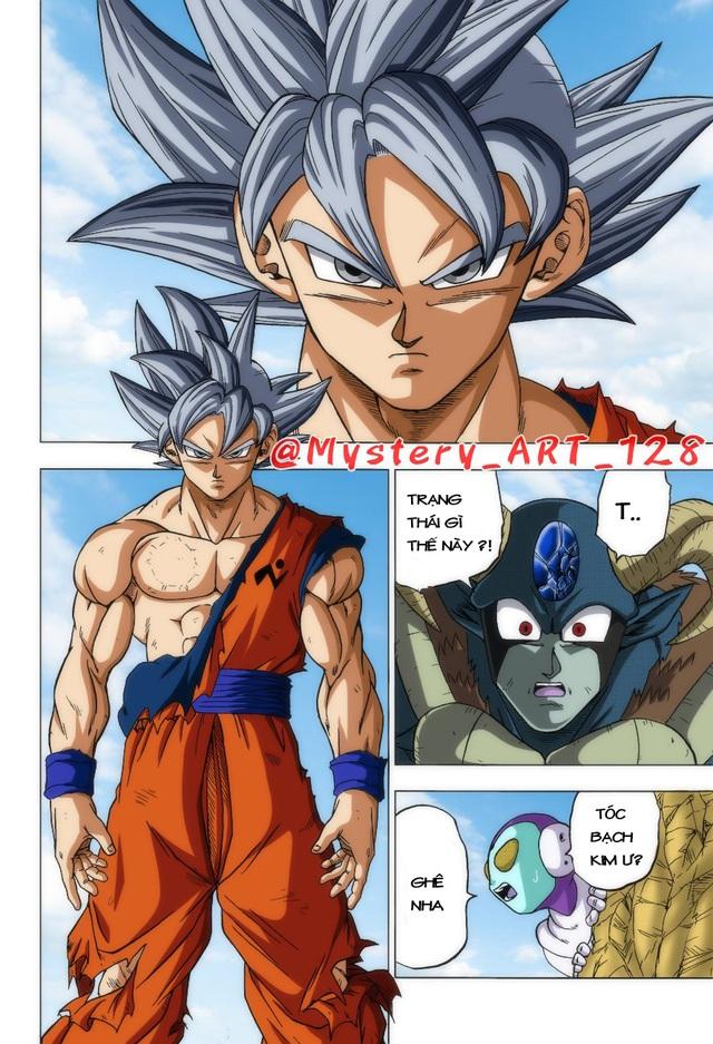 Dragon Ball Super: Thức tỉnh bản năng vô cực hoàn hảo, liệu Goku có tha mạng cho ác nhân Moro hay không? - Ảnh 1.