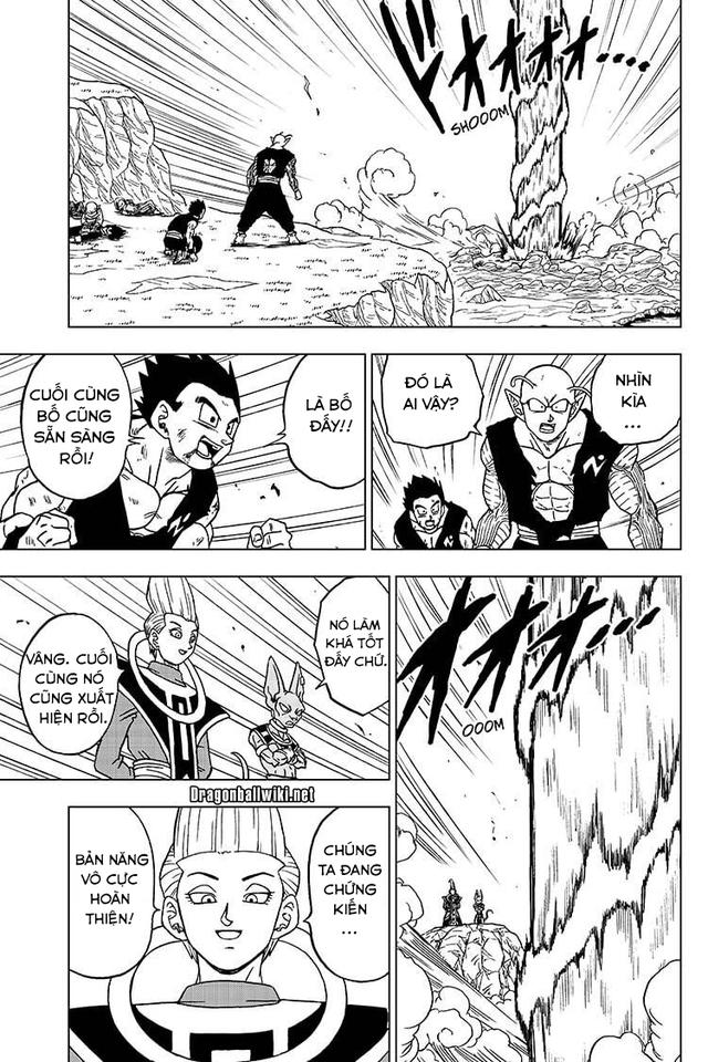Dragon Ball Super: Thức tỉnh bản năng vô cực hoàn hảo, liệu Goku có tha mạng cho ác nhân Moro hay không? - Ảnh 2.