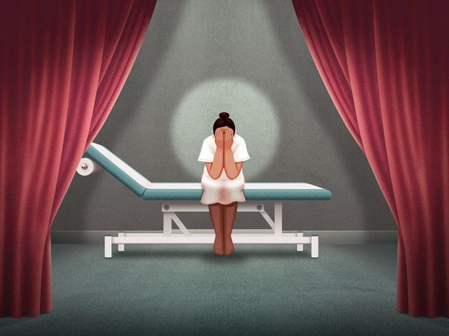 Dịch vụ Kiểm tra màng trinh: Nỗi đau con gái phải gánh chịu khi bị bố mẹ bắt chứng minh sự trinh trắng từ bé và hệ lụy dẫn đến cái chết - Ảnh 1.