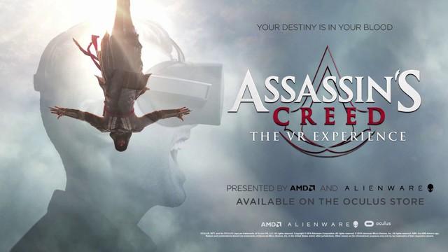 Assassin's Creed và Splinter Cell sẽ có chế độ VR trong tương lai, ai dám bảo VR chỉ dành cho game bắn súng FPS - Ảnh 2.