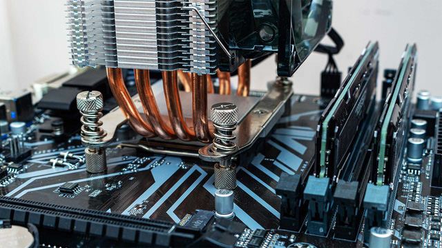 Reusing old components to build a new PC, what should you pay attention to?  Photo 12.