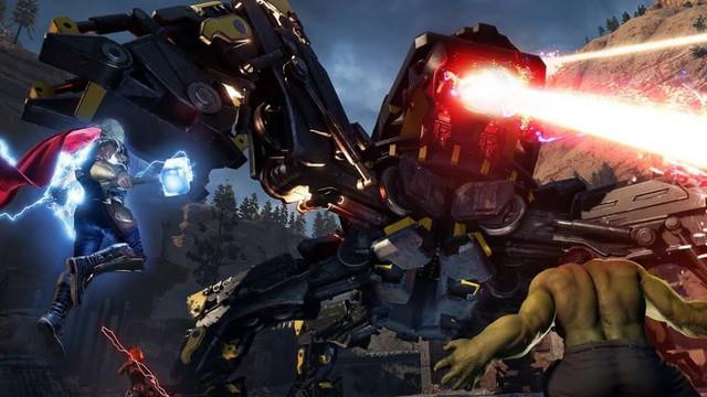 Những ấn tượng tuyệt vời nhất của Marvel's Avengers được rút ra từ đông đảo game thủ sau một thời gian trải nghiệm