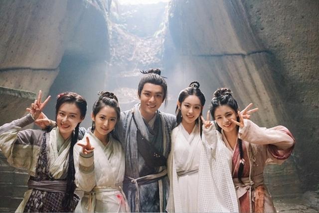 8 trai hư bị ghét nhất trong phim chưởng Kim Dung (P1) - Ảnh 8.