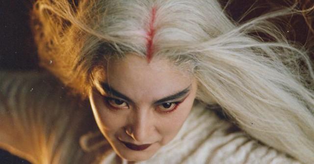 Loạt mỹ nhân Hoa ngữ đọ độ quyến rũ trong tạo hình tóc trắng - Ảnh 8.