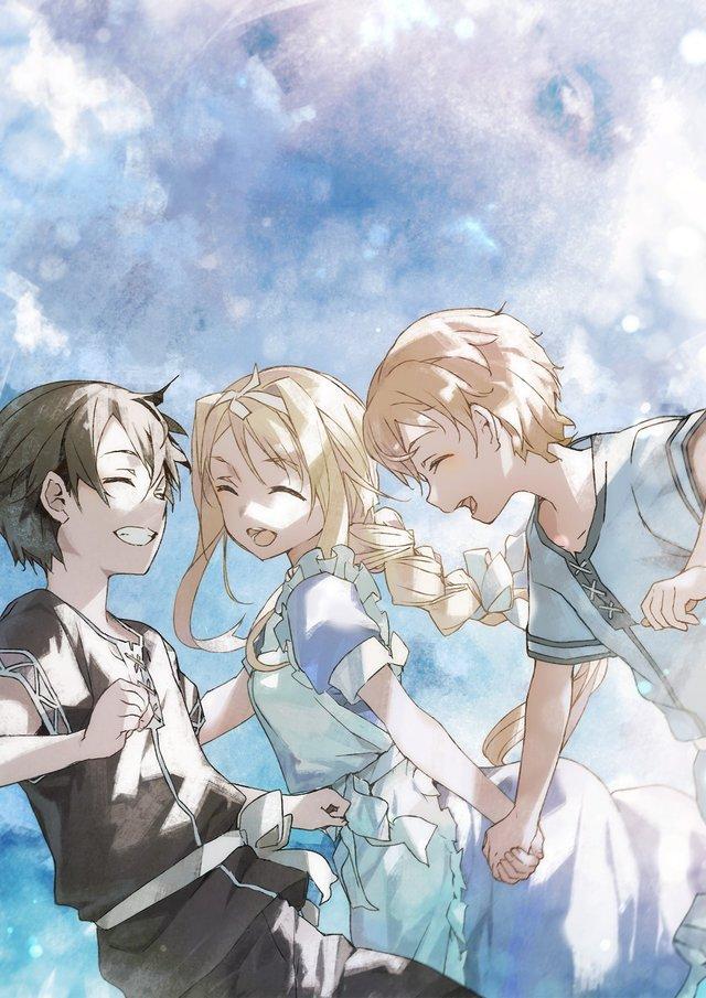 Sword Art Online Alicization tập cuối: Alice nhận được một đoạn IP kỳ lạ, đây chính là con đường dẫn tới Underworld - Ảnh 2.
