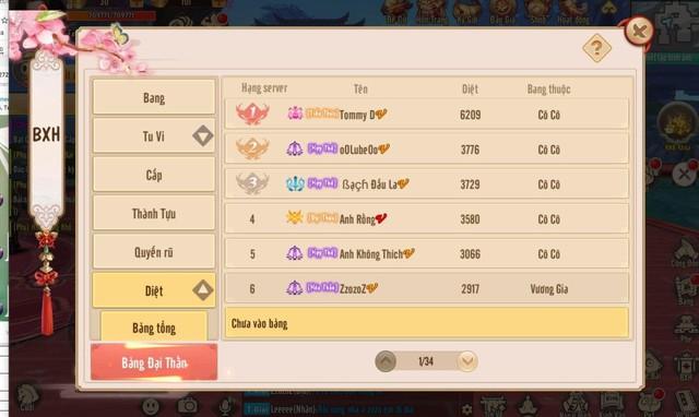 Cộng đồng chết khiếp với hot girl trùm game: TOP 1 liên server, đồ sát... 9.000 mạng trong 1 tuần - Ảnh 6.