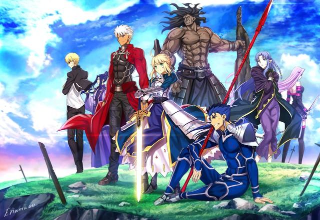 Fate/Stay Night: Bản anime hay bản Visual Novel được fan ưa thích hơn? - Ảnh 1.