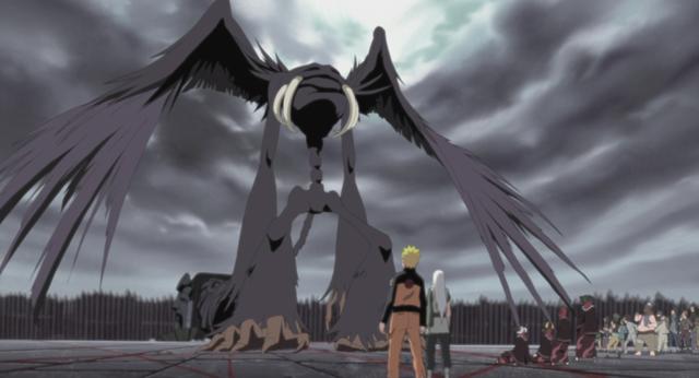 5 quái vật sở hữu sức mạnh ngang Vĩ Thú trong Naruto và Boruto, số 2 là hợp thể giữa người và kiếm - Ảnh 3.
