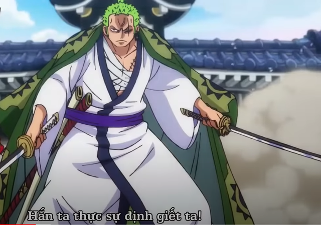Review One Piece tập 942: Băng Mũ Rơm cùng nhau hành động, Zoro quyết tâm lấy mạng Orochi - Ảnh 1.