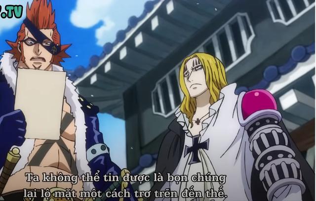 Review One Piece tập 942: Băng Mũ Rơm cùng nhau hành động, Zoro quyết tâm lấy mạng Orochi - Ảnh 7.