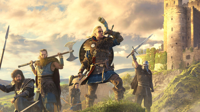 Lộ 14 phút gameplay của Assassin's Creed: Valhalla, game hành động nhập vai đỉnh nhất 2020 - Ảnh 1.