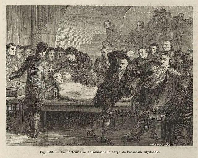 Vào những năm 1800 nhân loại đã cố gắng tạo ra quái vật của Frankenstein ngoài đời thực bằng cách kích điện xác chết - Ảnh 6.
