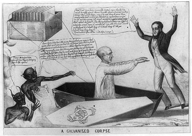 Vào những năm 1800 nhân loại đã cố gắng tạo ra quái vật của Frankenstein ngoài đời thực bằng cách kích điện xác chết - Ảnh 7.