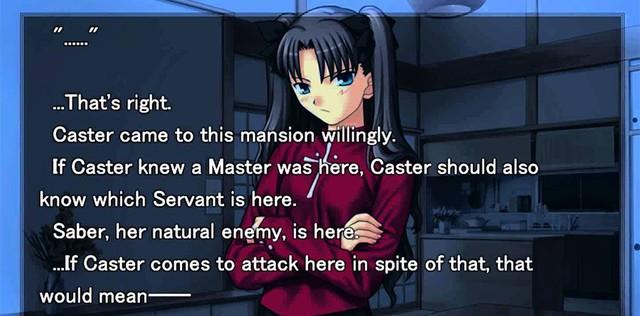 Fate/Stay Night: Bản anime hay bản Visual Novel được fan ưa thích hơn? - Ảnh 6.