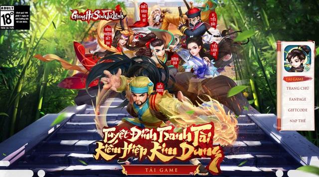 Mở trang báo danh, Giang Hồ Sinh Tử Lệnh vượt mốc 30000 người đăng ký, chiếm hết spotlight của làng game thẻ tướng Kim Dung - Ảnh 1.