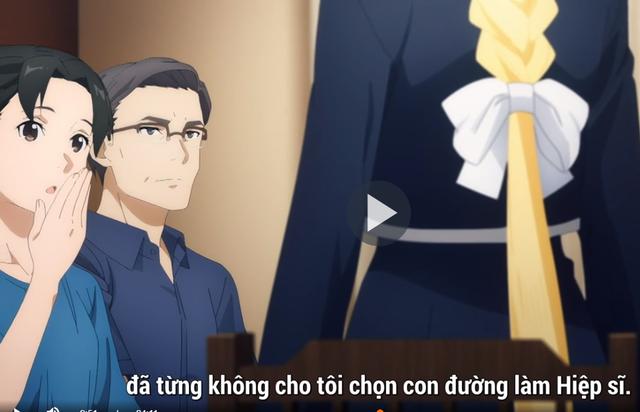 Nhìn lại SAO Alicization tập cuối: Alice có màn ra mắt bố mẹ Kirito cực kỳ ấn tượng - Ảnh 4.