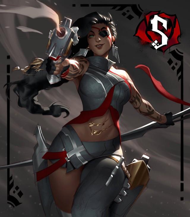 Chỉ sau 1 ngày ra mắt, Riot Games đã phải nerf khẩn cấp Samira vì quá mức mất cân bằng - Ảnh 3.