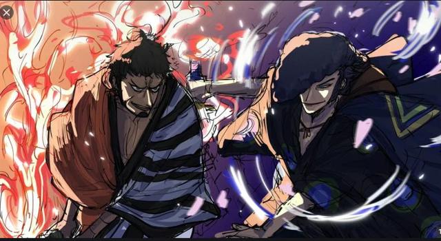 One Piece chap 991: Kinemon cắt đôi quả cầu lửa của Kaido, liệu Oda có buff cho Cửu Hồng Bao này quá đà? - Ảnh 4.