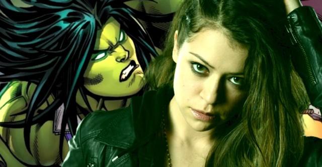 Ngắm nhan sắc nàng She-Hulk, ngôi sao lớn tiếp theo của Vũ trụ Điện ảnh Marvel - Ảnh 1.