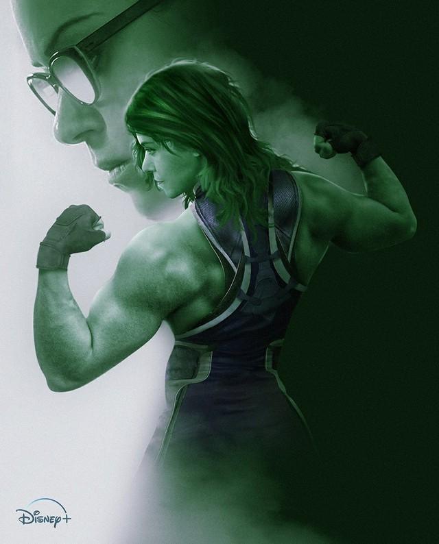 Ngắm nhan sắc nàng She-Hulk, ngôi sao lớn tiếp theo của Vũ trụ Điện ảnh Marvel - Ảnh 2.