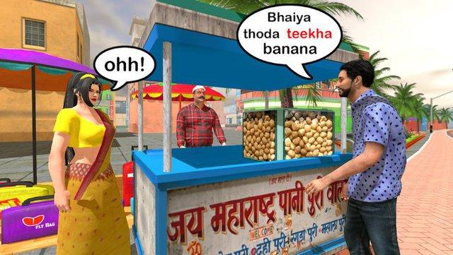"""Đừng đùa, Ấn Độ làm được nhiều game mobile giống hệt GTA với các pha hành động đậm chất """"cô dâu tám tuổi"""" - Ảnh 3."""