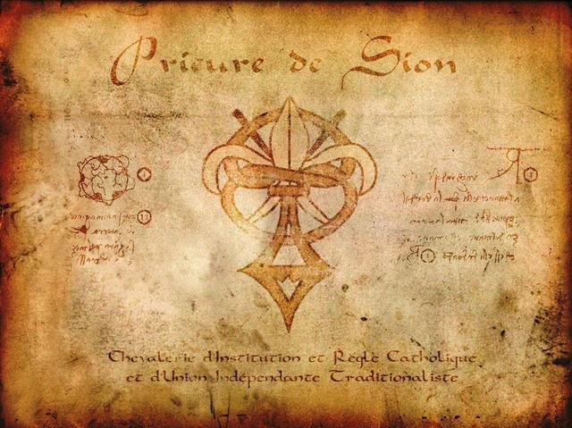 Sự thật về hội kín Tu viện Sion – Hội kín dành cho con cháu vua Solomon, quy tụ toàn danh nhân lỗi lạc - Ảnh 1.