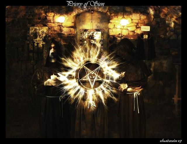 Sự thật về hội kín Tu viện Sion – Hội kín dành cho con cháu vua Solomon, quy tụ toàn danh nhân lỗi lạc - Ảnh 5.