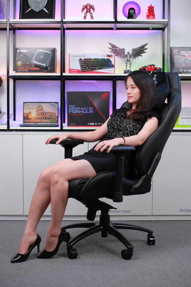 Ghế gaming WarrioR Archer Series WGC403: Da cao cấp, tính năng xịn xò mà giá chỉ hơn 4 triệu - Ảnh 6.