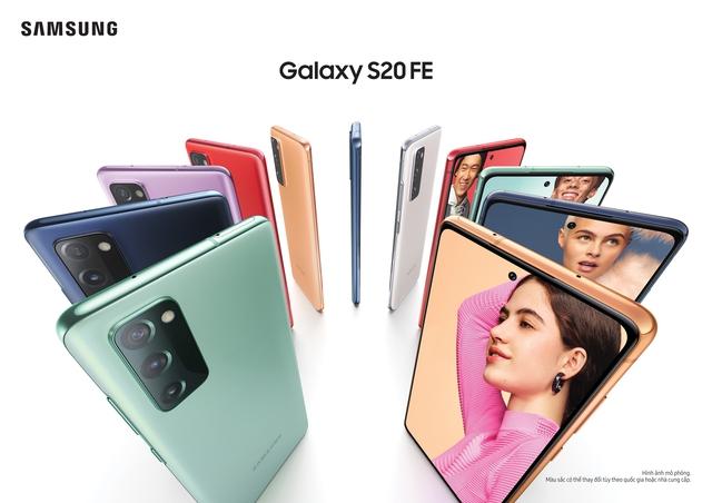Samsung Galaxy S20 FE – Chiếc smartphone hội tụ các tính năng được yêu thích nhất để thu hút người tiêu dùng đến với trải nghiệm Galaxy S cao cấp - Ảnh 2.