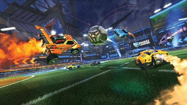 Rocket League mở cửa miễn phí 100%, các bạn có thể tải ngay tại đây - Ảnh 1.