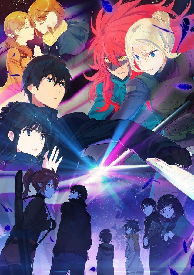 Danh sách anime sẽ được ra mắt vào tháng 10, xem mà sướng hết cả người - Ảnh 2.