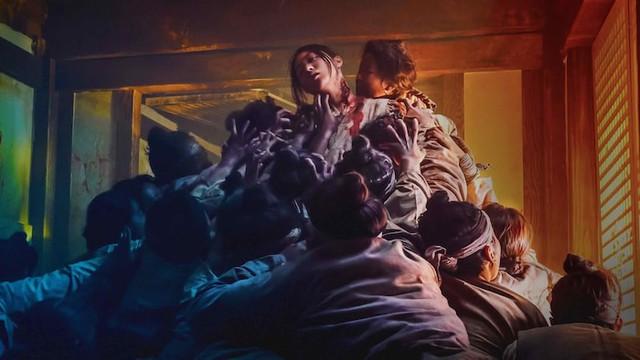 Series phim xác sống cổ trang kinh điển của điện ảnh Hàn Quốc được chuyển thể thành game mobile cực chất - Ảnh 3.