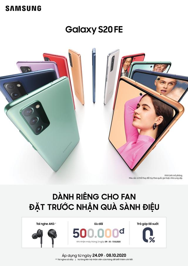 Samsung Galaxy S20 FE – Chiếc smartphone hội tụ các tính năng được yêu thích nhất để thu hút người tiêu dùng đến với trải nghiệm Galaxy S cao cấp - Ảnh 4.