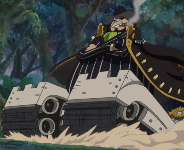 One Piece: Với bộ đồ Raid Suit thì Sanji có thể dễ dàng đánh bại 5 nhân vật siêu mạnh này - Ảnh 3.