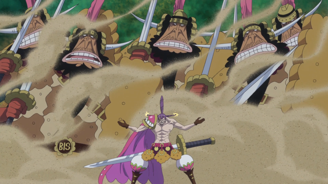 One Piece: Với bộ đồ Raid Suit thì Sanji có thể dễ dàng đánh bại 5 nhân vật siêu mạnh này - Ảnh 5.