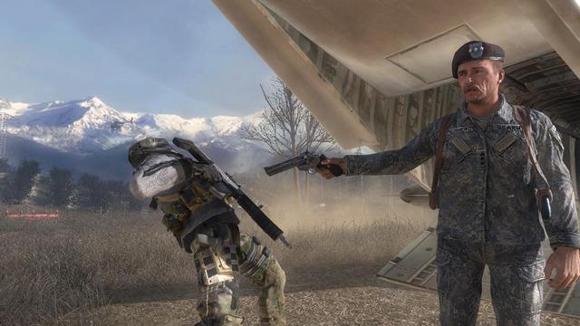 """Sau LMHT, game thủ lại chế Among Us phiên bản Call of Duty, khỏi nói cũng biết ai là """"Impostor"""" vĩ đại - Ảnh 4."""