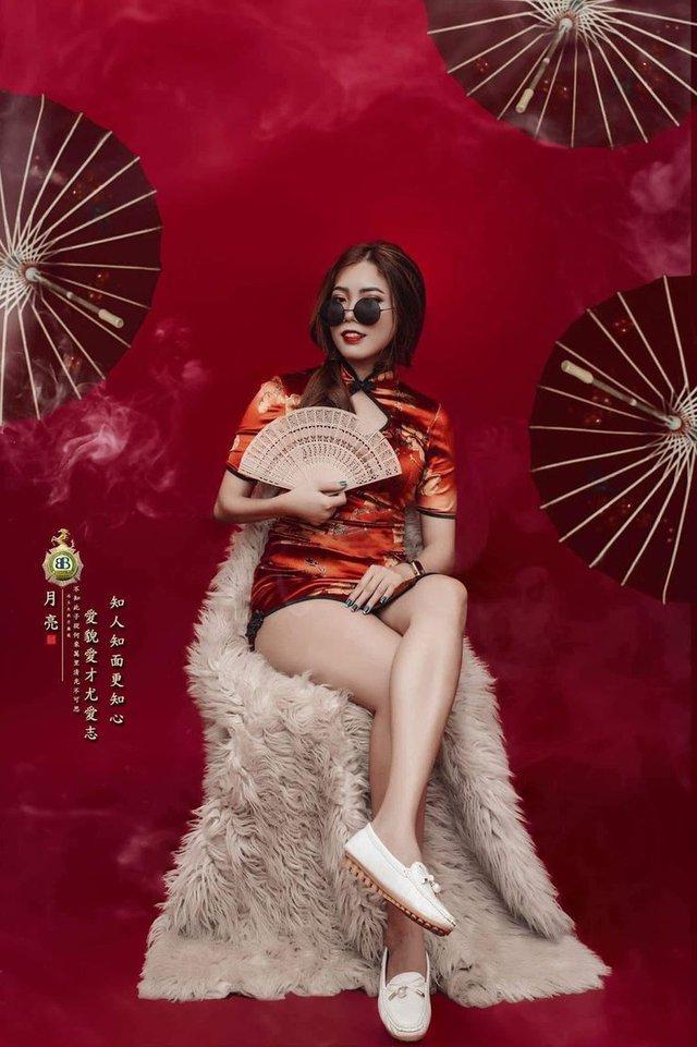 Thật khó tin, tựa game mà nhiều người Việt ghét bỏ lại có những nữ HLV xinh đẹp và bốc lửa như thế này - Ảnh 5.