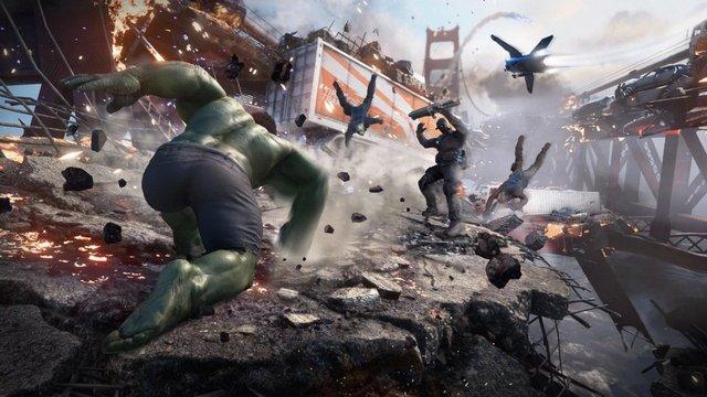 Được mệnh danh là siêu phẩm, thế nhưng Marvels Avengers đã khiến game thủ thất vọng như thế này đây - Ảnh 1.
