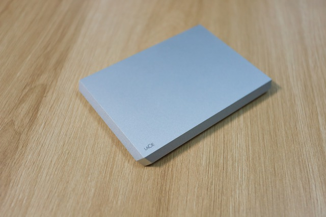 Seagate Lacie Mobile Drive - Ổ cứng di động tuyệt đẹp, chứa 'tài liệu học tập' quá ngon - Ảnh 4.