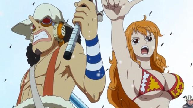 One Piece 991: Cặp đôi có phúc cùng hưởng có họa cùng chạy của băng Mũ Rơm lại lần nữa tấu hài cực mạnh - Ảnh 4.